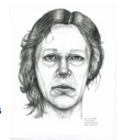 Woman whose physique was found.