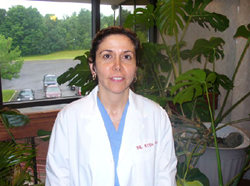Dr. Neda Azadivatan is a periodontist in New York, NY