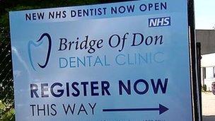 Bridge of Don Dental Clinic